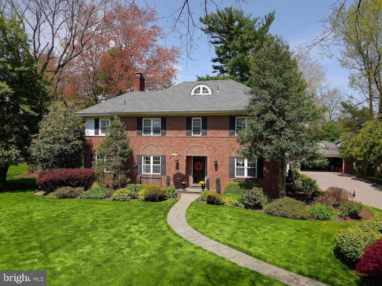 Single Family Homes για την Πώληση στο Haddonfield, Νιου Τζερσεϋ 08033 Ηνωμένες Πολιτείες