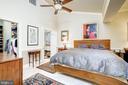 Annex master bedroom suite - pure oasis! - 529 4TH ST SE, WASHINGTON