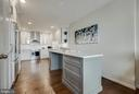 Fully Renovated Kitchen - 1300 CRYSTAL DR #PH14S, ARLINGTON