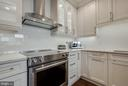 Kitchen - 1300 CRYSTAL DR #PH14S, ARLINGTON