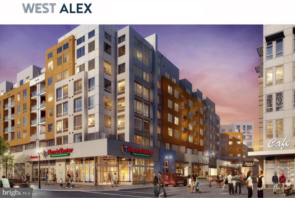New Project just steps away! - 3705 S GEORGE MASON DR #702S, FALLS CHURCH
