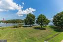 View of the expansive lawn - 15270 HATTON LANDING DR, NEWBURG