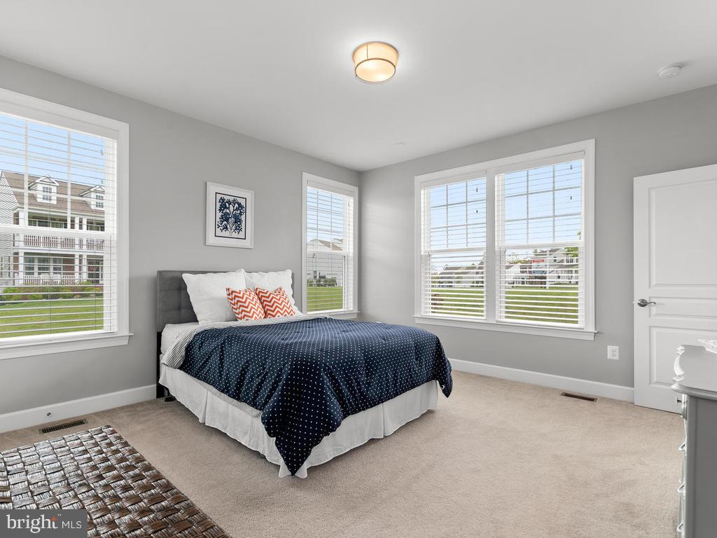 Sought after main level bedroom - 41532 BLAISE HAMLET LN, LEESBURG