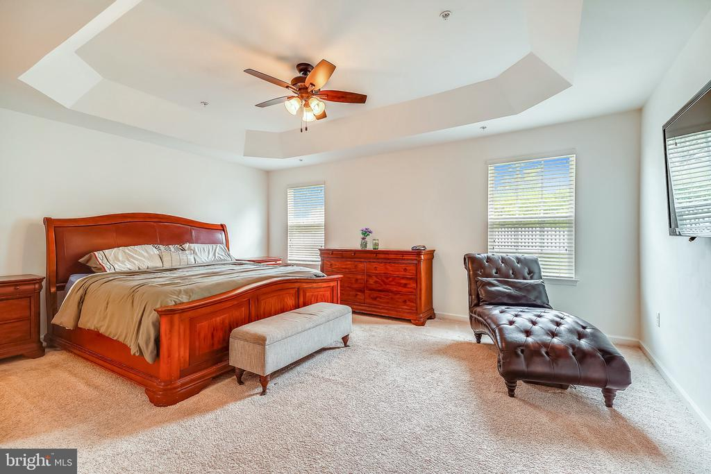 Master Bedroom - 232 WINDOM WAY, FREDERICK