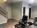 basement door to garage - 12222 DORRANCE CT, RESTON
