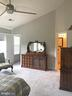 Master Bedroom with Ceiling fan - 12222 DORRANCE CT, RESTON