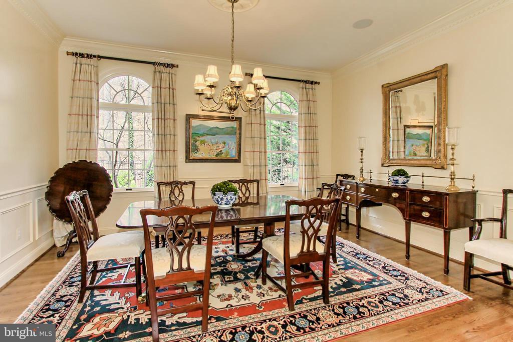 Formal Dining Room - 4125 PARKGLEN CT NW, WASHINGTON