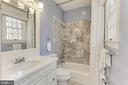 Bedroom Two En Suite Bathroom - 4125 PARKGLEN CT NW, WASHINGTON