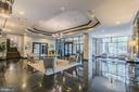 Bright, beautiful, and welcoming lobby! - 1001 N RANDOLPH ST #819, ARLINGTON