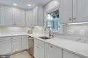 Everyone LOVES a window over the sink - 2106 ROBIN WAY CT, VIENNA