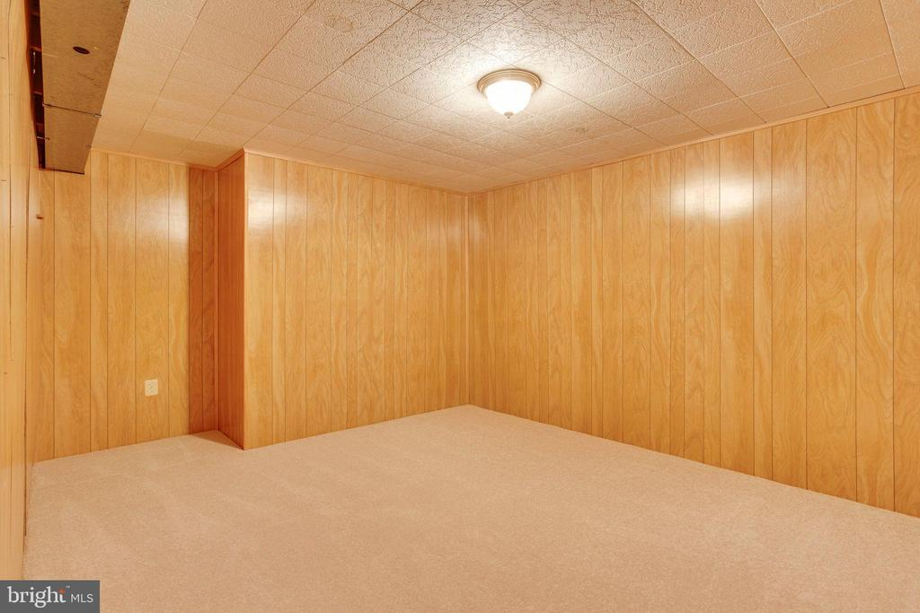 Toy/Exercise/Media Room - 2106 ROBIN WAY CT, VIENNA