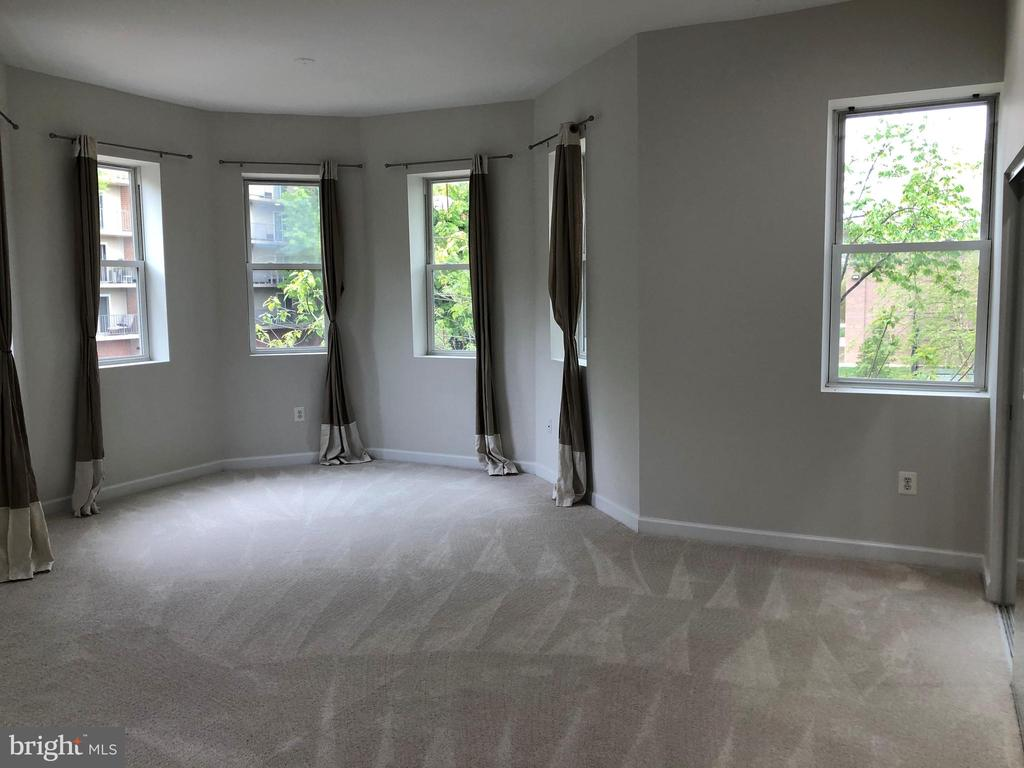 Master bedroom with lots of windows - 656 9TH ST NE, WASHINGTON