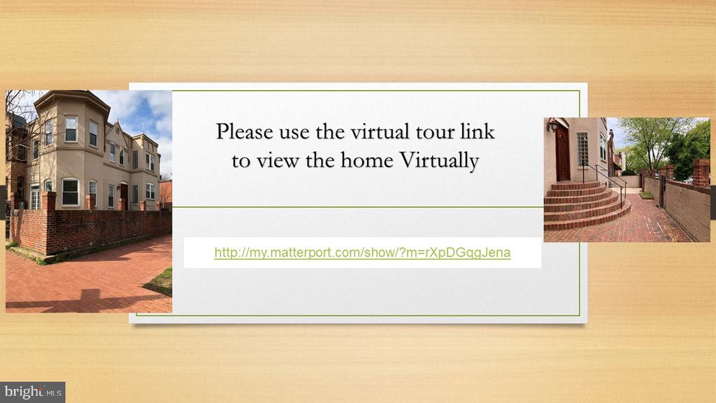 Virtual tour link - 656 9TH ST NE, WASHINGTON