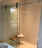 Beautiful shower door hardware - 114 TAPAWINGO RD SW, VIENNA