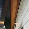Real wood front porch ceiling - 114 TAPAWINGO RD SW, VIENNA