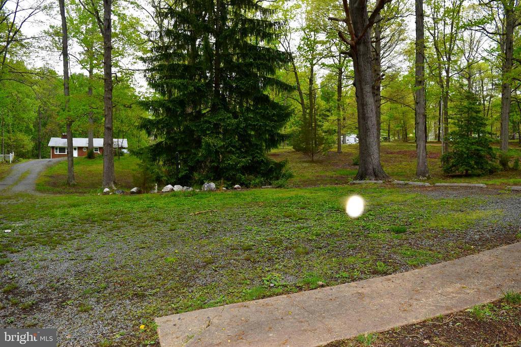 Front Yard - 95 CLARK PATTON RD, FREDERICKSBURG