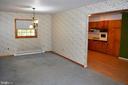 Dining Room - 95 CLARK PATTON RD, FREDERICKSBURG