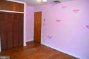 Bedroom 3 - 95 CLARK PATTON RD, FREDERICKSBURG