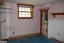 Bedroom 5  in Basement - 95 CLARK PATTON RD, FREDERICKSBURG