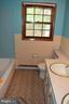 Basement Hall Bath - 95 CLARK PATTON RD, FREDERICKSBURG