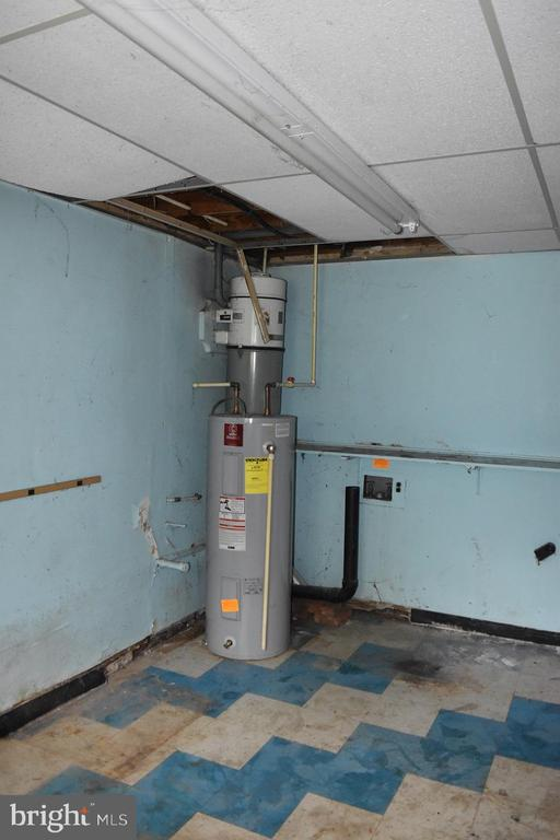 Utility/Laundry Area - 95 CLARK PATTON RD, FREDERICKSBURG