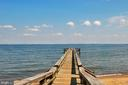 Community: Pier to the Chesapeake Bay. - 7016 CLINTON CT #22A, ANNAPOLIS