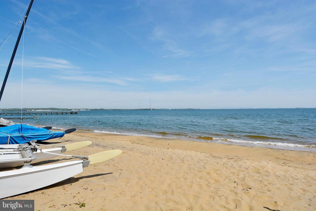 Community: Beach - 7016 CLINTON CT #22A, ANNAPOLIS