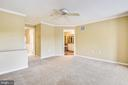 Owner's Suite with private bath and WIC. - 7016 CLINTON CT #22A, ANNAPOLIS