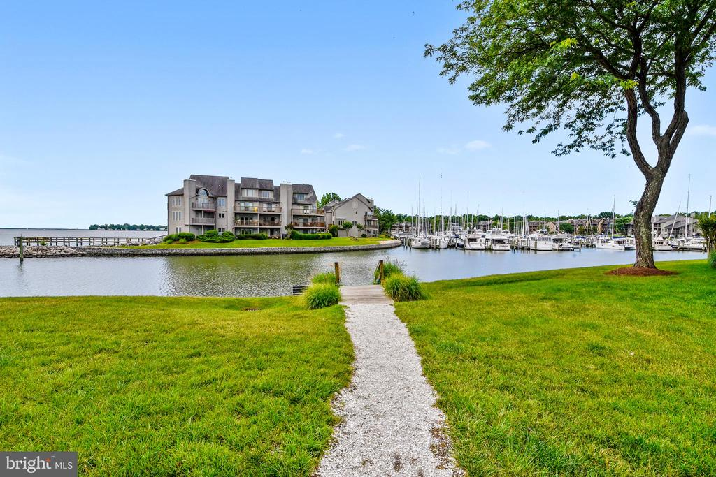 Community: Walkway to Chesapeake Bay - 7016 CLINTON CT #22A, ANNAPOLIS