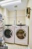 Separate front load laundry. - 7016 CLINTON CT #22A, ANNAPOLIS