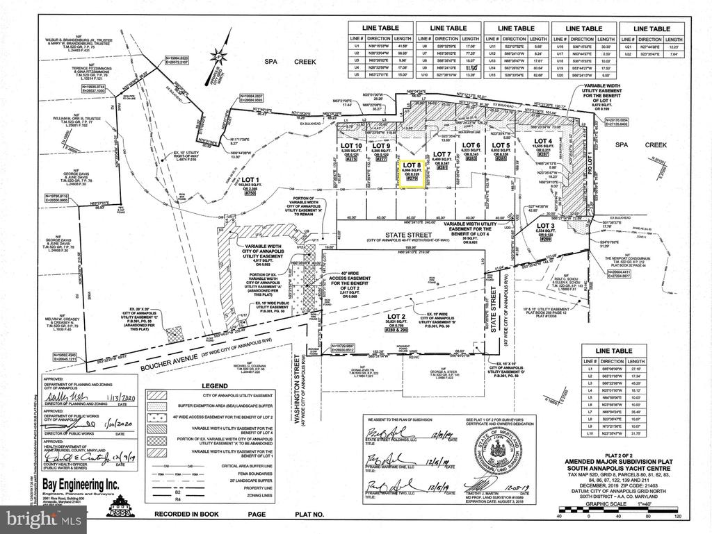 South Annapolis Yacht Centre - Residence 4 (Lot 8) - 279 STATE ST, ANNAPOLIS