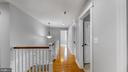 Wing toward other bedrooms - 17109 GULLWING DR, DUMFRIES