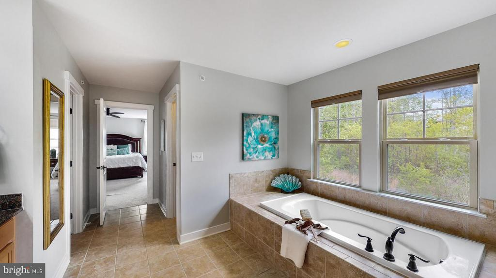 WIth soaking tub and shower - 17109 GULLWING DR, DUMFRIES
