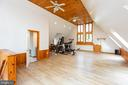 Detached garage bonus room - 1020 MONROE ST, HERNDON