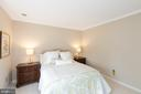 Another view of bedroom - 1020 MONROE ST, HERNDON