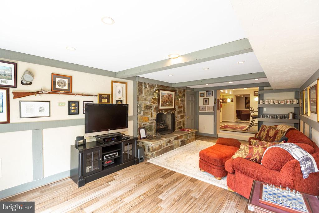 Anolther view of great room - 1020 MONROE ST, HERNDON