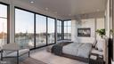 Unparalleled Spa Creek views from the Master bdrm - 289 STATE ST #4, ANNAPOLIS