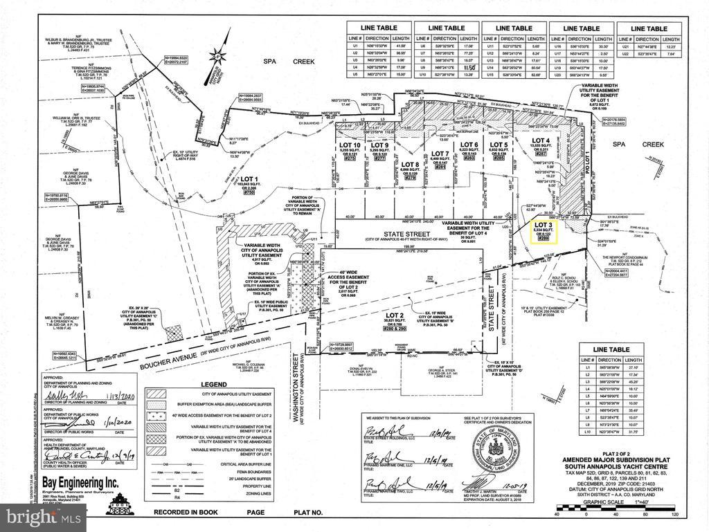 SAYC Residences - Duplex, unit 4 (Lot 3) - 289 STATE ST #4, ANNAPOLIS