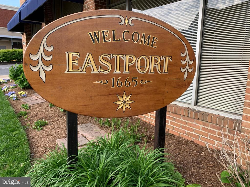 Enjoy the Maritime Republic of Eastport lifestyle - 287 STATE ST #1, ANNAPOLIS