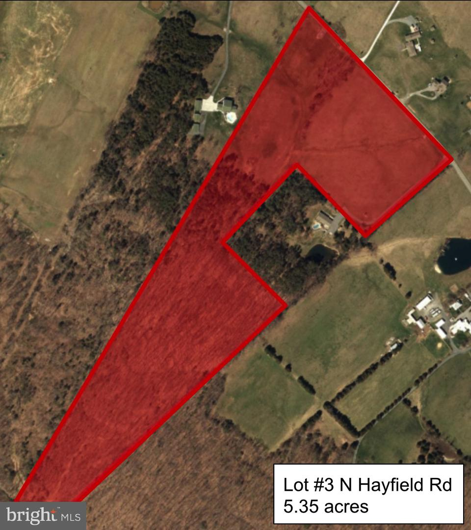 Land for Sale at Stephens City, Virginia 22655 United States