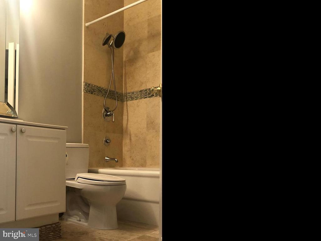 2nd bath upstairs with lots of upgrades - 12222 DORRANCE CT, RESTON
