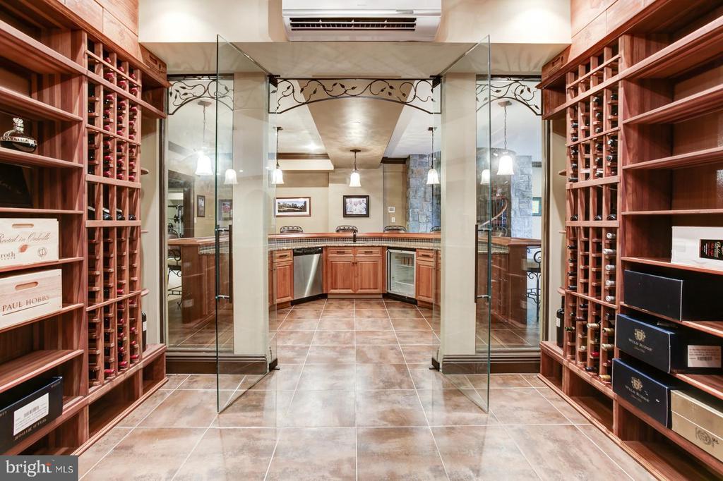 Wine Cellar/Tasting Room - 13509 PATERNAL GIFT DR, HIGHLAND