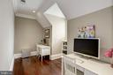 schoolwork space with recessed bookcase - 6537 36TH ST N, ARLINGTON