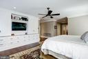 built-ins, crown molding, sanctuary space - 6537 36TH ST N, ARLINGTON