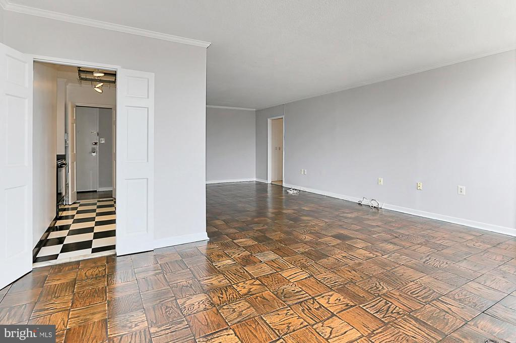 Dining/Kitchen/Living - 1718 P ST NW #802, WASHINGTON