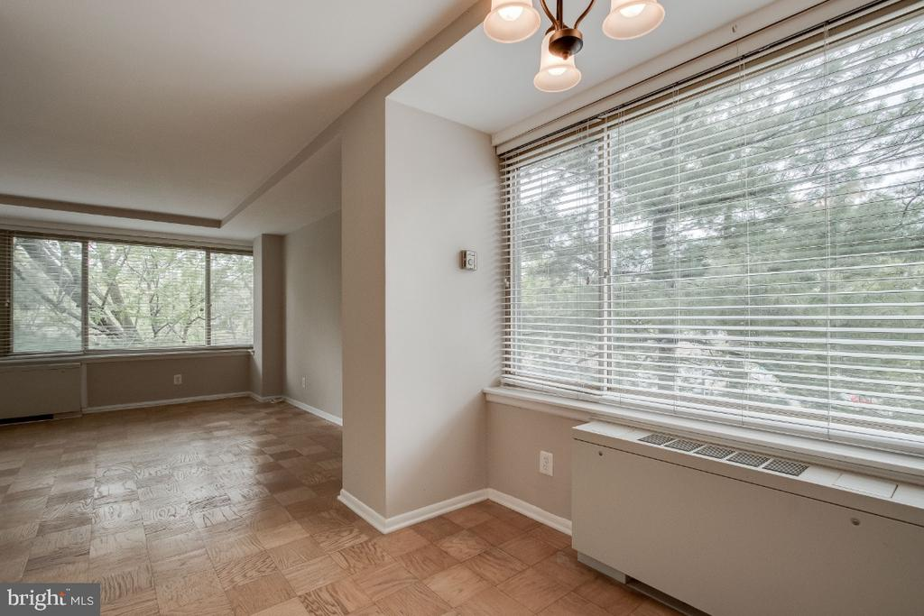 Spacious floor plan - 1210 N TAFT ST #307, ARLINGTON