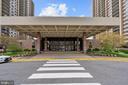5501 Seminary Rd secure front entrance - 5501 SEMINARY RD #611S, FALLS CHURCH