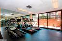One of three fitness centers - 5501 SEMINARY RD #611S, FALLS CHURCH
