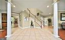Open Floor Plan with Dual Staircase - 5442 EAGLE OWL CT, WALDORF