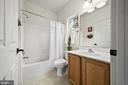 Bedroom 5's Full Bathroom - 5442 EAGLE OWL CT, WALDORF